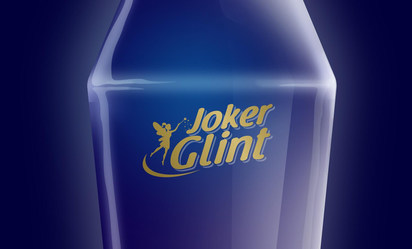 Creas Creative Tasarım ve Reklam Ajansı İzmir - Joker Glint Logo Tasarımı